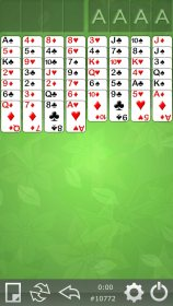 FreeCell FULL GAME screenshot