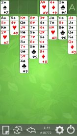 FreeCell FULL GAME screenshot