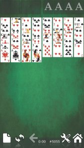 FreeCell Royale Screenshot